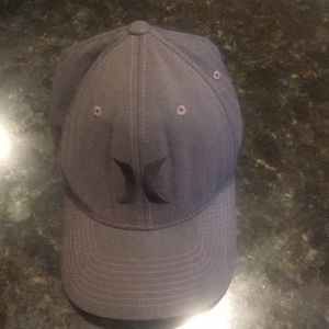 Men's Hurley One and Only Texture Flexfit Hat S/M
